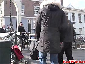 lingerie dutch call girl dicksucks tourist