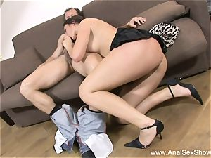 physician Suggests ass-fuck fucky-fucky Therapy For blondie milf