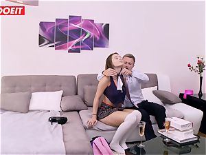 LETSDOEIT - Lana Rhoades boned rock-hard At porn Academie