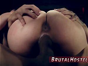 extraordinary wifey amateurs and restrain bondage ball-gagged finest friends Aidra Fox and Kharlie Stone are