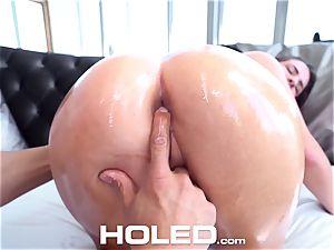 HOLED Keisha Grey neat backdoor gets penetrated