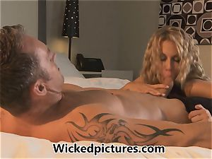 Jessica Drake embarks a orgy fuelled afair