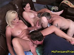 Ms Paris Rose in cootchie, Maid to Order
