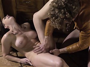 Spoiled pt two Chanel Preston gets her scorching labia treated