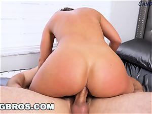 BANGBROS - ample rump bootie riding Compilation movie (HD)