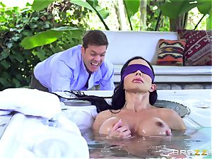 OMG! I pummeled my best friend's big-titted insatiable mommy pearls Jade