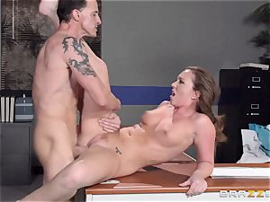 Nurse Maddy OReilly puts things right with a nailing