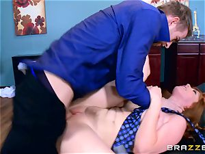 Patient Penny Pax torn up by huge dicked medic