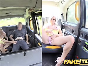 faux cab phat udders blond Michelle Thorne