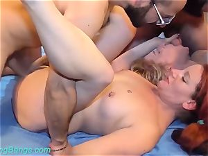 2 german women in a kinky lovemaking sex