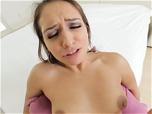 marvelous Sara Luvv providing a hot point of view bj and penetrate