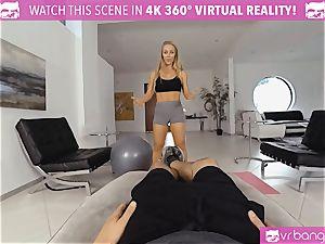 VR PORN-Nicole Aniston Gets torn up hard and sucks