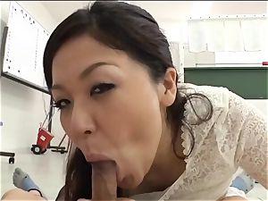 chinese instructor inhaling man rod - Part 1 - ChaturbateCam.net