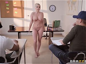 Christie Stevens leaned over and screwed doggy style