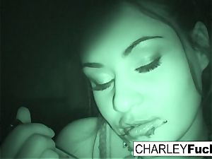 Charley's Night Vision first-timer fuck-fest