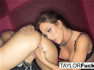 Capri And Taylor sensuous tear up