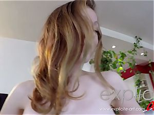 audition in pov with a French debutante