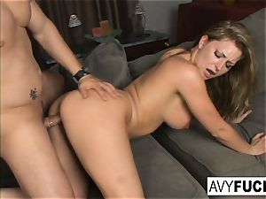 Avy Scott wants a tiny booty call after her appointment